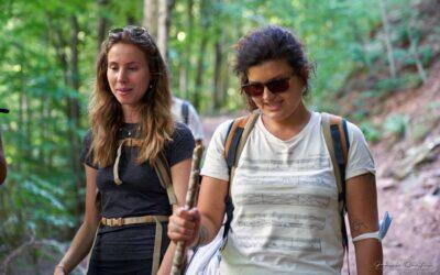 Psicologia ed escursionismo. La nostra camminata nell'appennino reggiano
