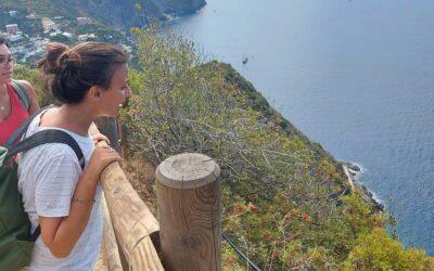 I pareri dopo la camminata terapeutica alle Cinque Terre